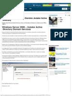 Crear un Controlador de Dominio ,Instalar Active Directory - Taringa!.pdf