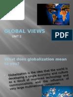 Unit 2 Global Views