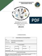 Semiologia i Final 2015 Programa