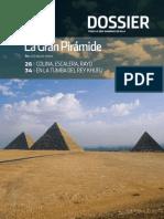 La Gran Pirámide de Egipto de la Revista Dossier