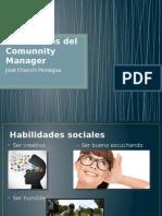Habilidades Del Comunnity Manager