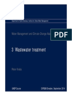 WaMa 3 Wastewater Treatment