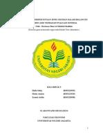 Analisis Sistem Pengendalian Internal Pada Pt Xl Axiata