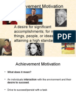 AchievementMotivation