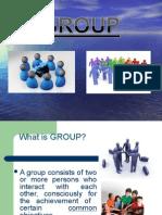 Group-dynamics
