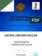 Limfadenopati Non Neoplastik