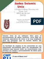 Actividades Seismic Unix IPN