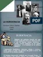 Teoría Burocratica