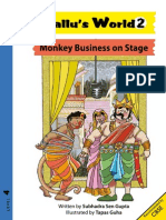 Kallu's World 02 - Monkey Business on Stage