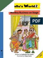 Kallu's World 02 - Monkey Business on Stage