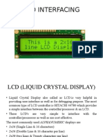 LCD Interfacing1