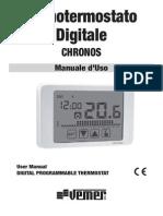 Manual VE453700 Chronos 230 Bianco
