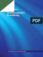 Cercetarea Practica de Marketing 2013