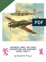 55774708 JAAF Camouflage Markings World War II