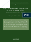 Rustow (M.)_The Legal Status of Ḏimmī-s in the Fatimid East. a View From the Palace in Cairo