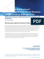 2014_March_Data Driven Business Models