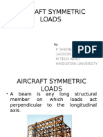Aircraft Symmetric Loads