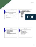 Project Management- CPM
