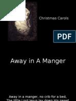 Christmas Carols Powerpoint