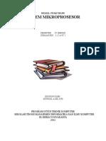 Modul Prakt Sistem Mikroprosesor