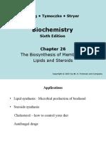 Biochemistry6e Ch26 Psl Apr2014