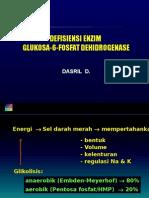 (2) G6PD
