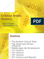 Clinicaltrials History 111012231349 Phpapp01