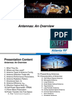 Antenna Overview