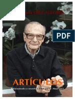 Jose M. Diez-Alegria (Articulos) [Reformateado]