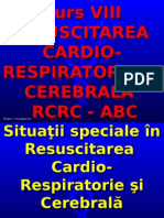 8 Situatii Speciale in RCRC