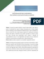 A PSICANALISE  APLICADA A SAUDE MENTAL    Franciso  Barreto.pdf