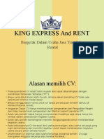 KING EXPRESS And RENT.pptx