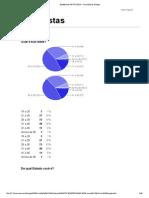Estatísticas AFRFB 2014 - Formulários Google