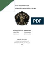 Sistem Informasi Akuntansi (Siklus Pendapatan Alfamart)