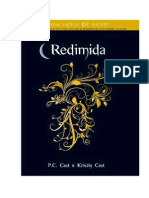 12 - Redimida (House of Night) Ultimo Livro