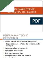 Teknik Present as e 07