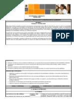 PREPARACIÓN Y CONSERVACIÓN DE ALIMENTOS 1 sec. generales