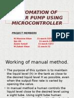 Control Presentation