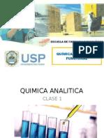 1. Quimica Analitica Clase 1 2 3