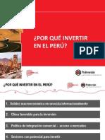 PPT Por Que Invertir en Peru Marzo 2015