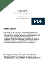Basilea I II y III