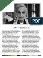 Biography John F Nash