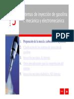 Sistemas de Inyección K-jetronic y KE-jetronic