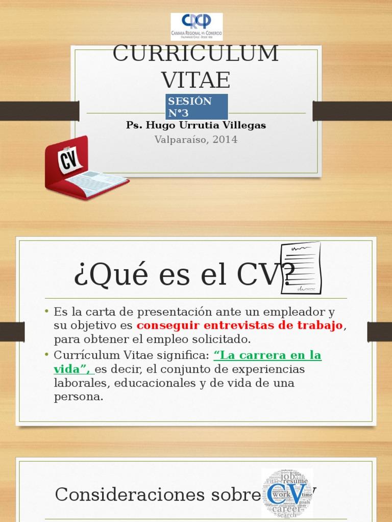 3 curriculum vitaepptx