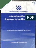 Introduccion a la Ingenieria de sistemas