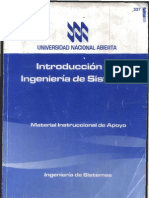 Introduccion a la Ingenieria de sistemas