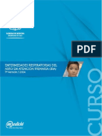 Enfermedades Del Niño en Atencion Primaria Módulo 1
