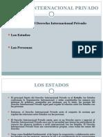 Clasificacion de Personas y Estado.