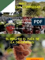 Peru Pais de la diversidad