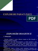 explorari paraclinice
